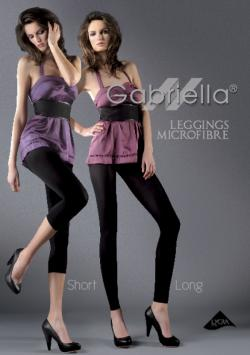 Gabriella Short Leggings 60 Denier